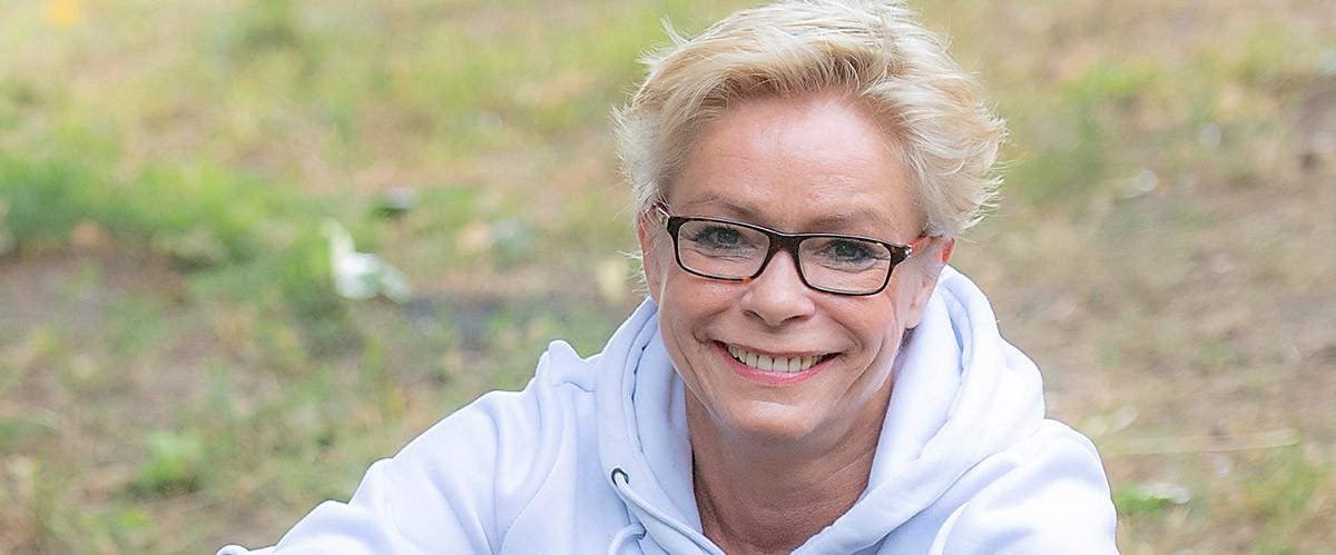 Trainerportrait Kirsten Jahns Erlebnisfasten