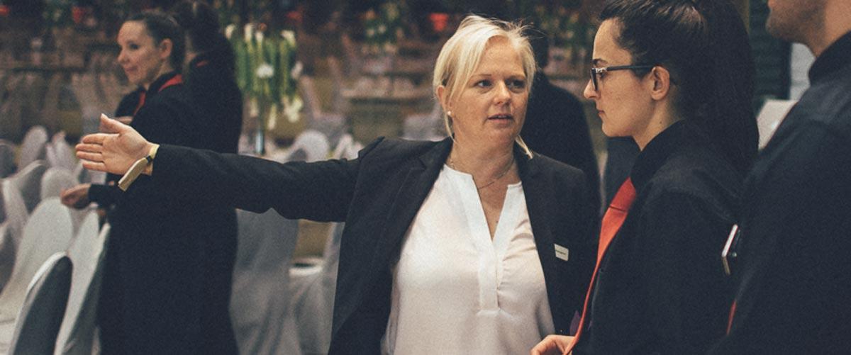 Ulrike Drischmann Trainer eleanto GmbH Servicespezialistin